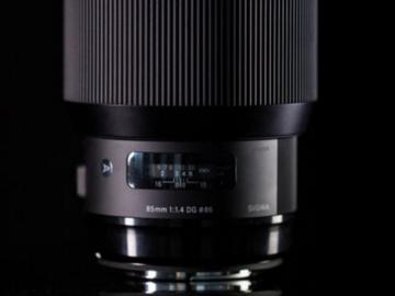 Rent: Sigma 85mm f/1.4 DG HSM Art