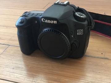 Rent: Canon EOS 60D