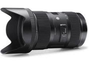 Rent: Sigma 18-35mm f/1.8 DC HSM Art