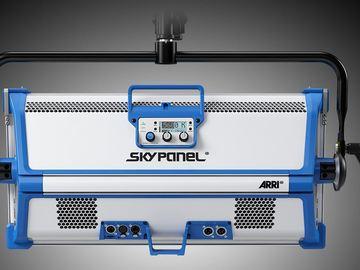 Rent: ARRI S60-C SkyPanel w/ Case, V mount Adapter, & Stand!