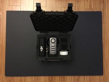 Rent: DJI Wireless Follow Focus System
