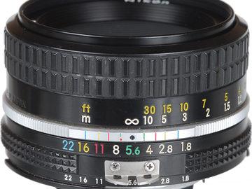 Nikon Nikkor 50mm f/1.8