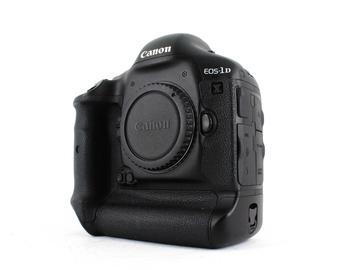 Rent: Canon EOS 1DX