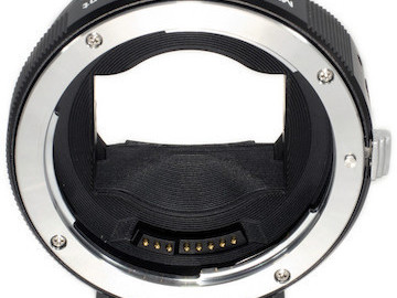 Rent: Metabones E-Mount to EF Adapter  1 of 3