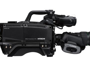 Rent:  Hitachi SK-HD1200/CU-HD1200