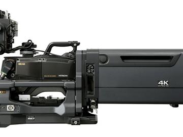 Rent: Hitachi SK-UHD4000 EFP Camera Package