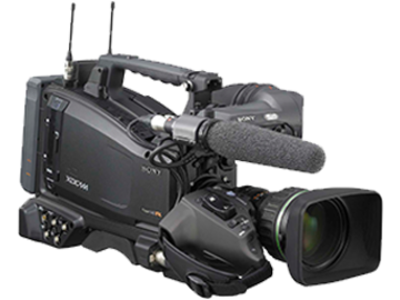 Rent: Sony PMW-500 Camcorder