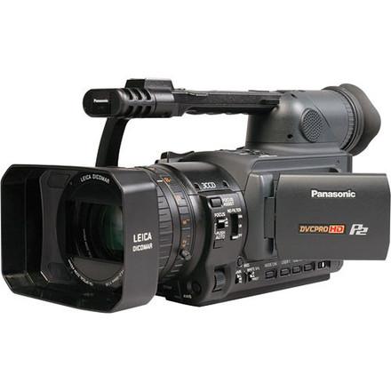 Panasonic HVX-200P P2 HD/SD Camcorder