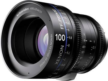 Rent: Schneider Xenon-FF 100mm T2.1 prime HD lens