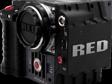 Rent: RED Scarlet-X 4K