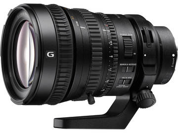 Rent: Sony FE PZ 28-135mm f/4 G OSS Lens (Custom for FS7)