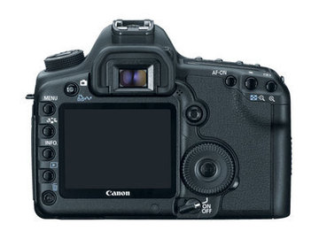 Rent: Canon EOS 5D Mark II Video Pack