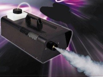 Rent: 1000W Fog machine