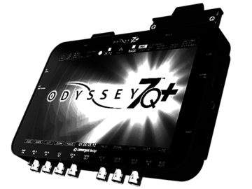 Rent: 2 - 512GB CARDS SSD for ODYSSEY 7Q OR 7Q+