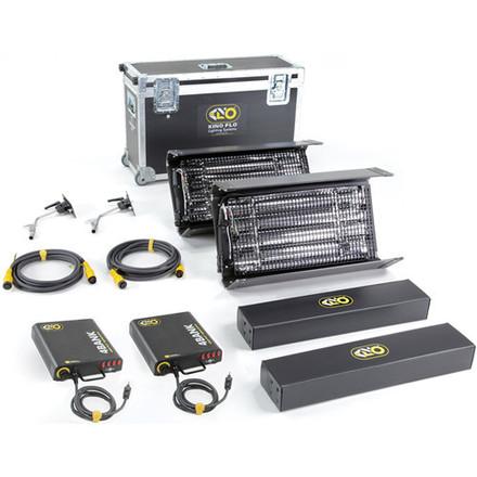 Kino Flo 4-ft 4-Bank 2 Light Kit