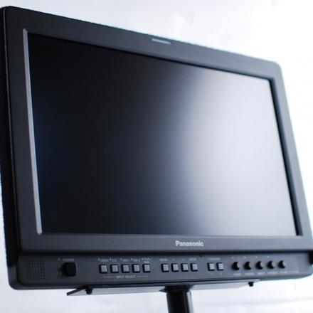 "Panasonic 17"" Director's Monitor"