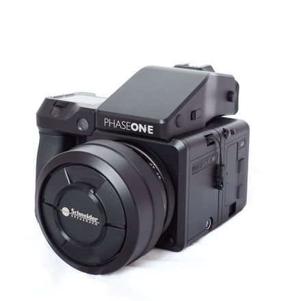 Phase One XF w/ IQ3 100MP back and 80mm f/2.8 Blue Ring Lens