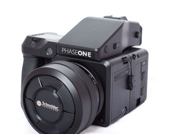 Rent: Phase One XF w/ IQ3 100MP back and 80mm f/2.8 Blue Ring Lens