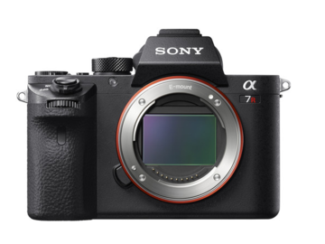 Rent: Sony a7R II