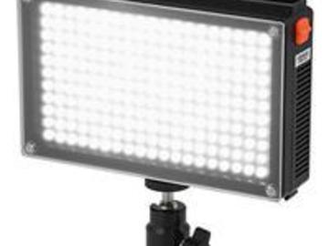 Rent: LED on camera  light Fotodiox  312D