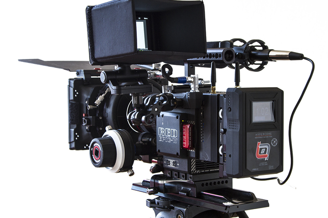 RED Epic-W 8k Package