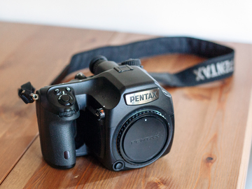 Rent: Pentax 645z body