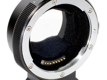 Rent: Metabones EF-E Adapter Mark IV