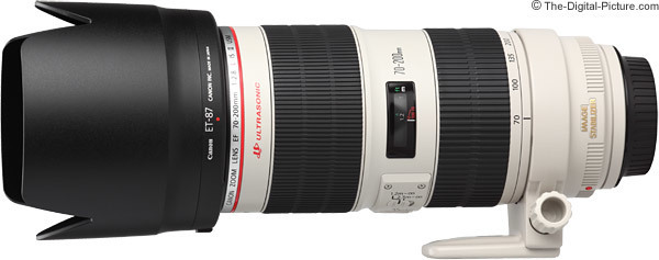 Canon Ef 70-200mm f/2.8 mkII