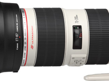 Rent: Canon Ef 70-200mm f/2.8