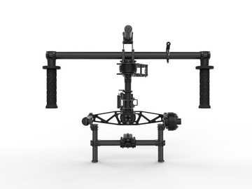 Rent: MoVI M10 3-Axis Gyro-Stabilized Camera Stabilizer Package