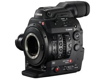 Rent: Canon C300 M2