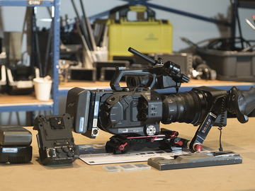Rent: Sony PXW-FS7 Customize Package