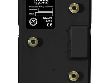 Rent: 4 Switronix Hypercore 150 Gold Mount Batteries / 4 Bank Char