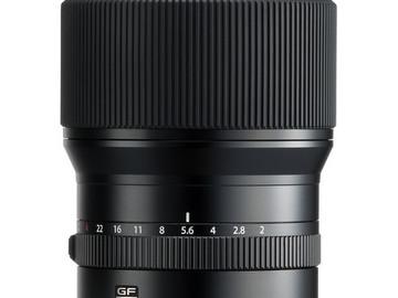 Rent: Fujifilm GF 110mm f/2 R LM WR Lens