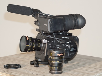 "Rent: Sony PXW-FS7 XDCAM Super 35 Camera ""PACKAGE"""