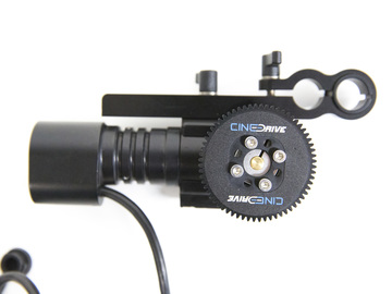 Rent: Kessler Cinedrive Remote Follow Focus Unit /Panel