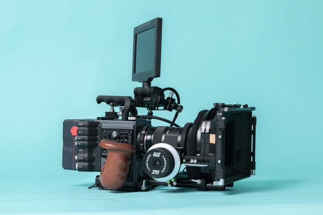 RED Dragon-X 6k Full Package w/ Sigma 18-35 & 50-100 Lenses
