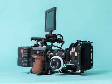 Rent: RED Scarlet-W Full Package w/ Sigma 18-35 & 50-100 Lenses