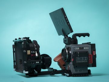 Rent: RED Scarlet-W 5k - Full, Ready to Shoot Package