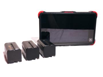 Rent: Atomos Ninja Flame FULL KIT - 960GB SSD