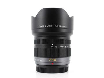 Rent: Panasonic Lumix G Vario 7-14mm f/4 ASPH