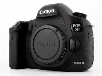Rent: Canon EOS 5D III