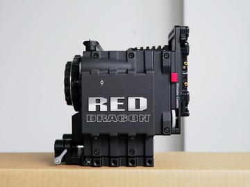 Rent: RED Epic Dragon 6K w/ Batteries and Memory