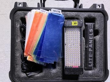 Rent: Litepanel 2 light kit