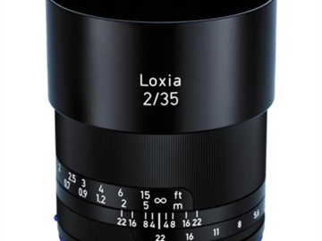 Rent: Zeiss Loxia 35mm f/2 Biogon T* Lens for Sony E Mount
