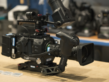 Rent: Sony PXW-FS7M2 Customize Package