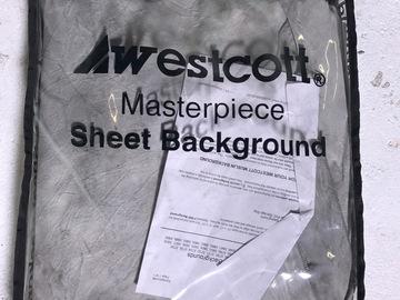 Rent: Westcott Masterpiece Sheet Background