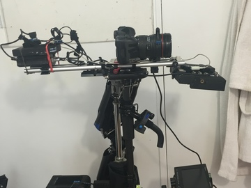 Steadicam Flyer LE (modified) (camera package up to 19LB)