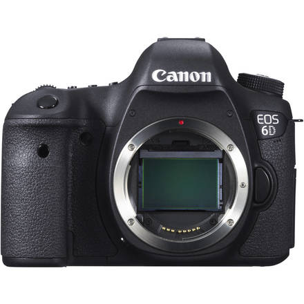 Canon 6D Package