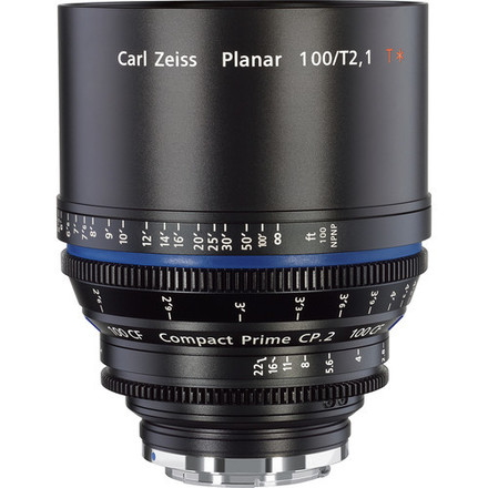 Zeiss  Compact Prime CP.2 100mm lens